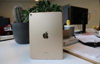 'Apple twijfelt over formaat van nieuwe iPad zonder schermranden'