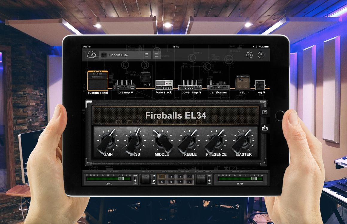 Met deze apps gebruik je je iPad als gitaarversterker
