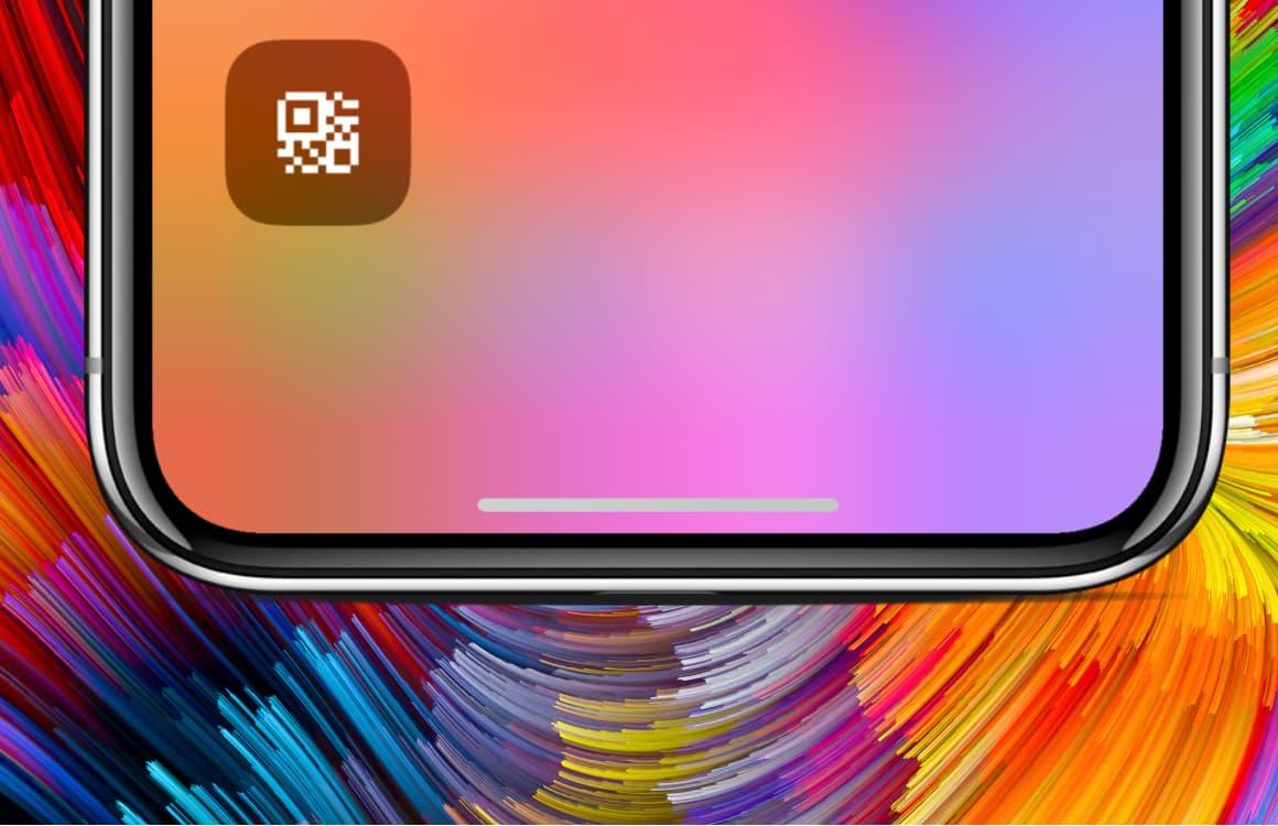Tip: QR-code scannen met de camera van je iPhone (zonder aparte app)