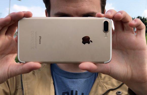 iPhone 7 fototips