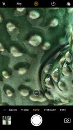 iPhone 7 Plus zoomen