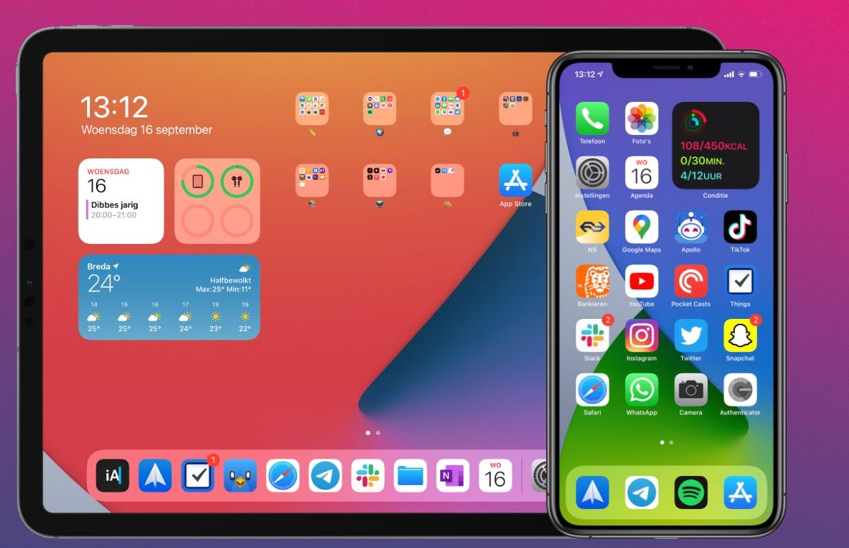 iOS 14 en iPadOS 14 nu beschikbaar: zo download je dé grote updates van 2020