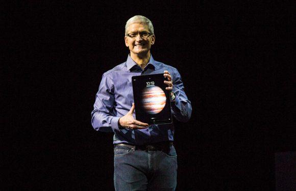 'Apple onthult volgende maand kleinere iPad Pro'