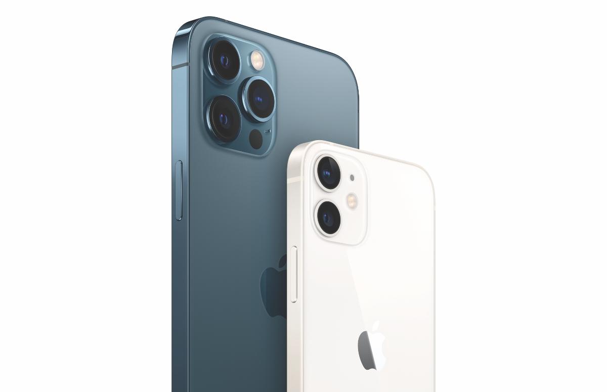 iPhone 12 maand