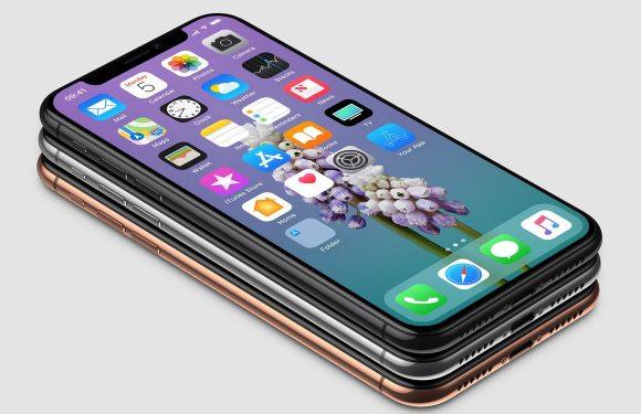 iPhone X snelladen
