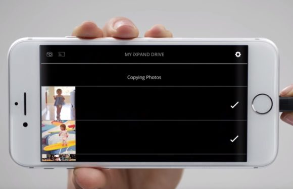 Winactie: iPhoned geeft 4 SanDisk iXpand-flashdrives weg! (ADV)