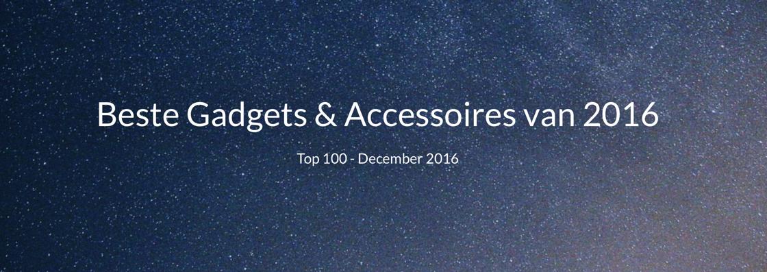 Beste gadgets 2016