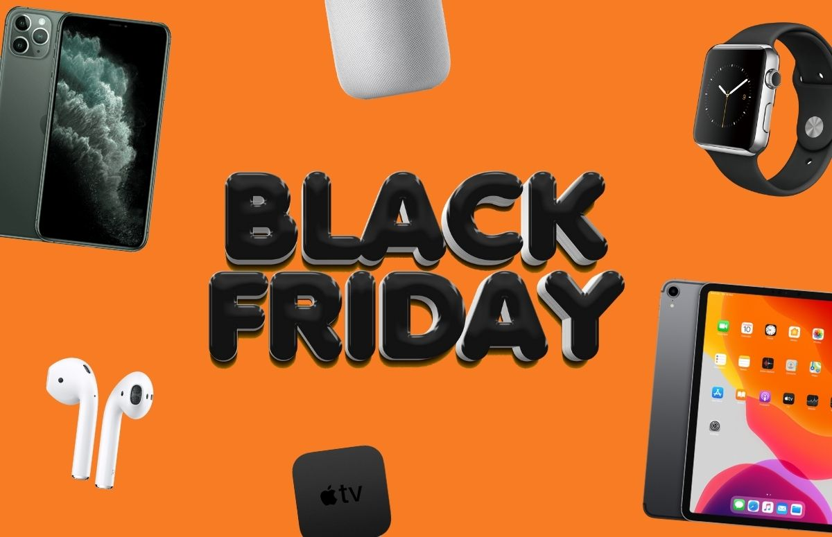 Black Friday: check hier de beste deals voor de Apple-fan