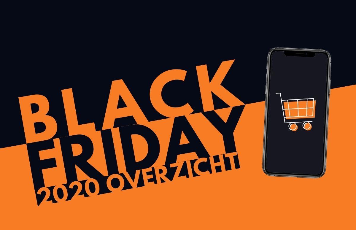 Black Friday 2020: deze winkels doen mee