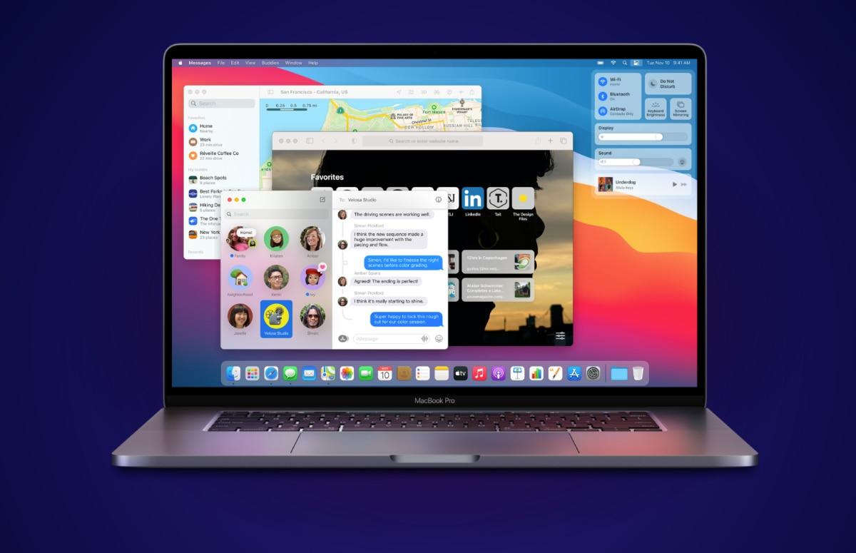 macOS Big Sur nu beschikbaar: zo download je de grote Mac-update van 2020