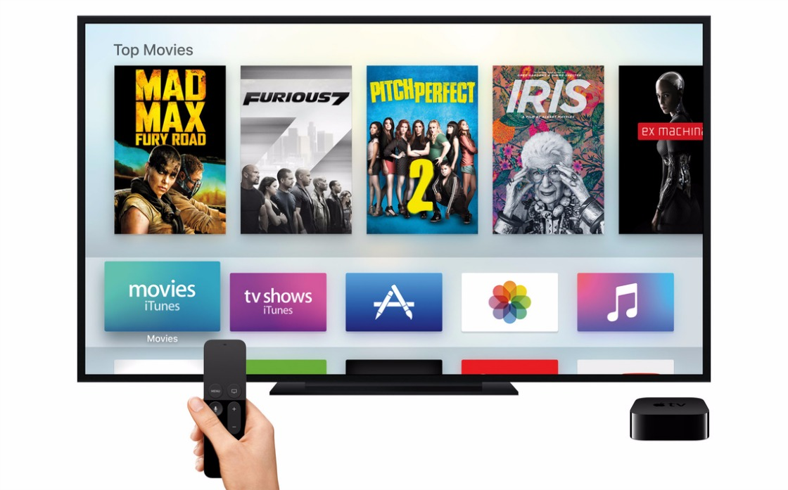 Tim Cook Apple tv-dienst