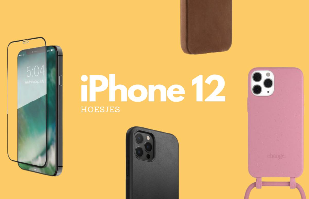 Dit zijn de beste iPhone 12-hoesjes van Appelhoes (ADV)