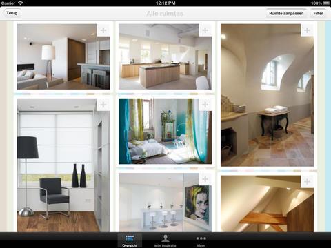 Doe inspiratie op met de rtl woonmagazine app op je iphone for Woonmagazines nederland