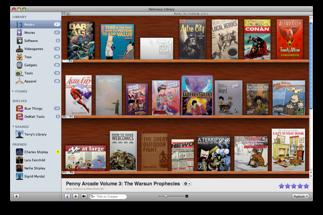 Delicious Library Desktop