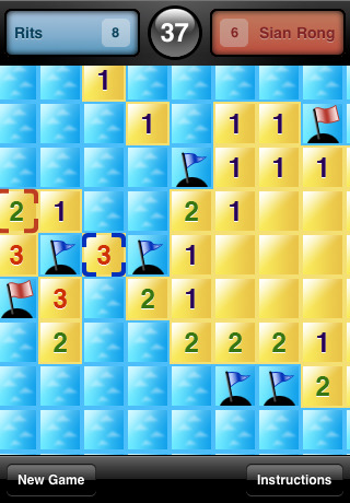 Minesweeper flags pro