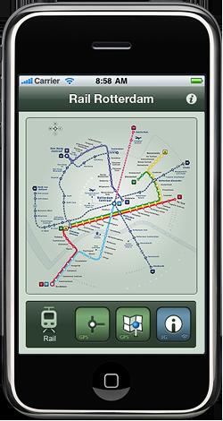 rail rotterdam