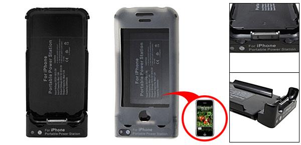 Portable Power Dock Charger voor de Apple iPhone